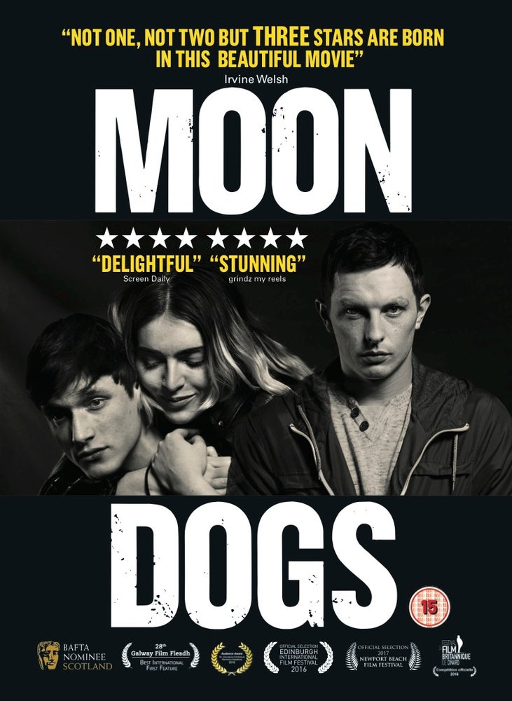 Image of Moon Dogs Special Edition DVD - LIMITED RUN
