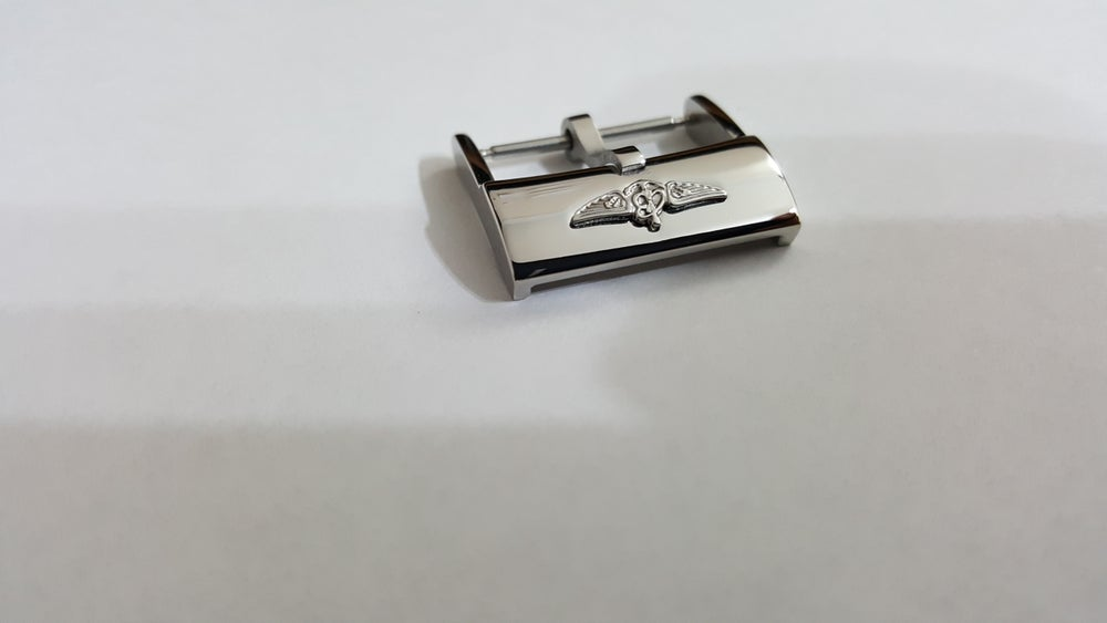 Image of STUNNING BREITLING 20MM WATCH STRAP BUCKLES,3 X COLORS