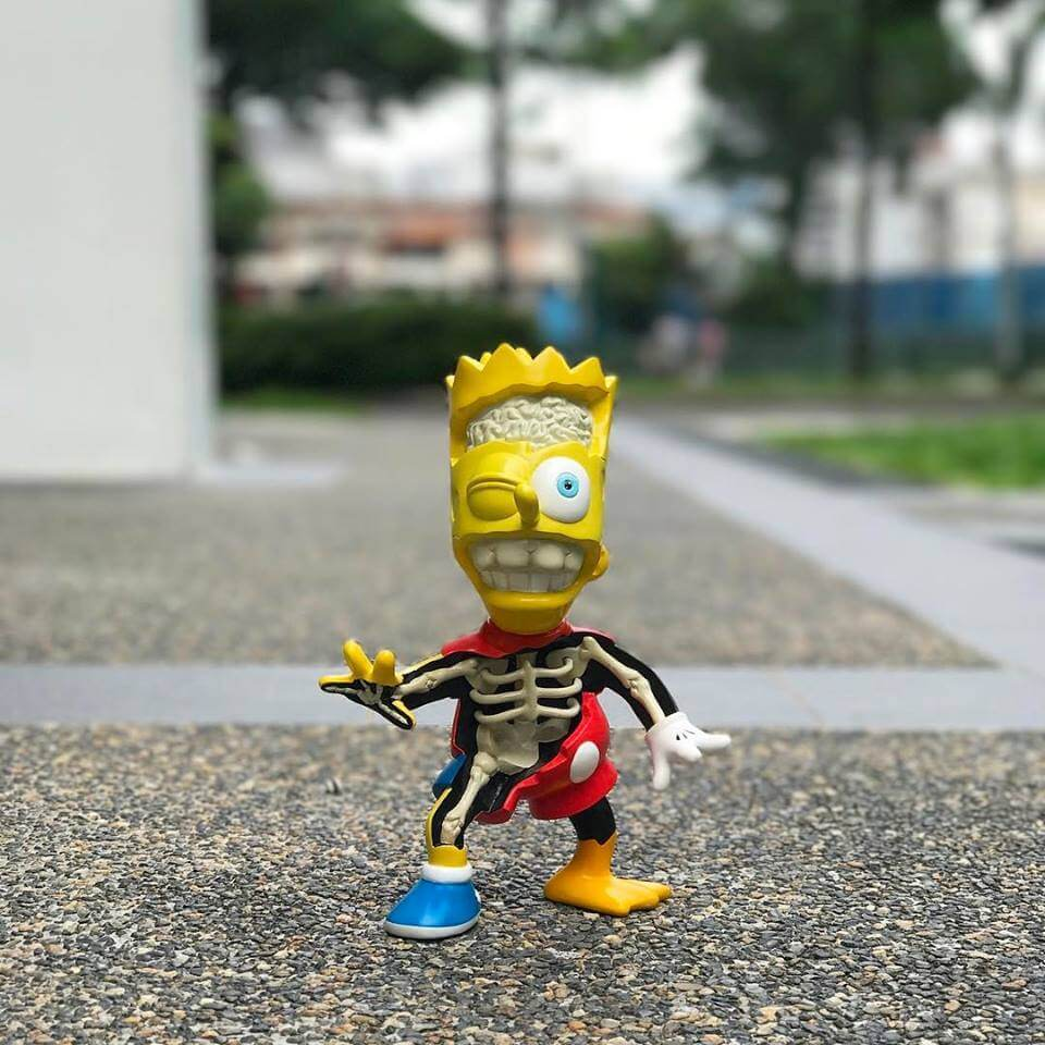 Image of Coté Escriva - TWISTED BART -  LAST CHANCE - LAST ONE