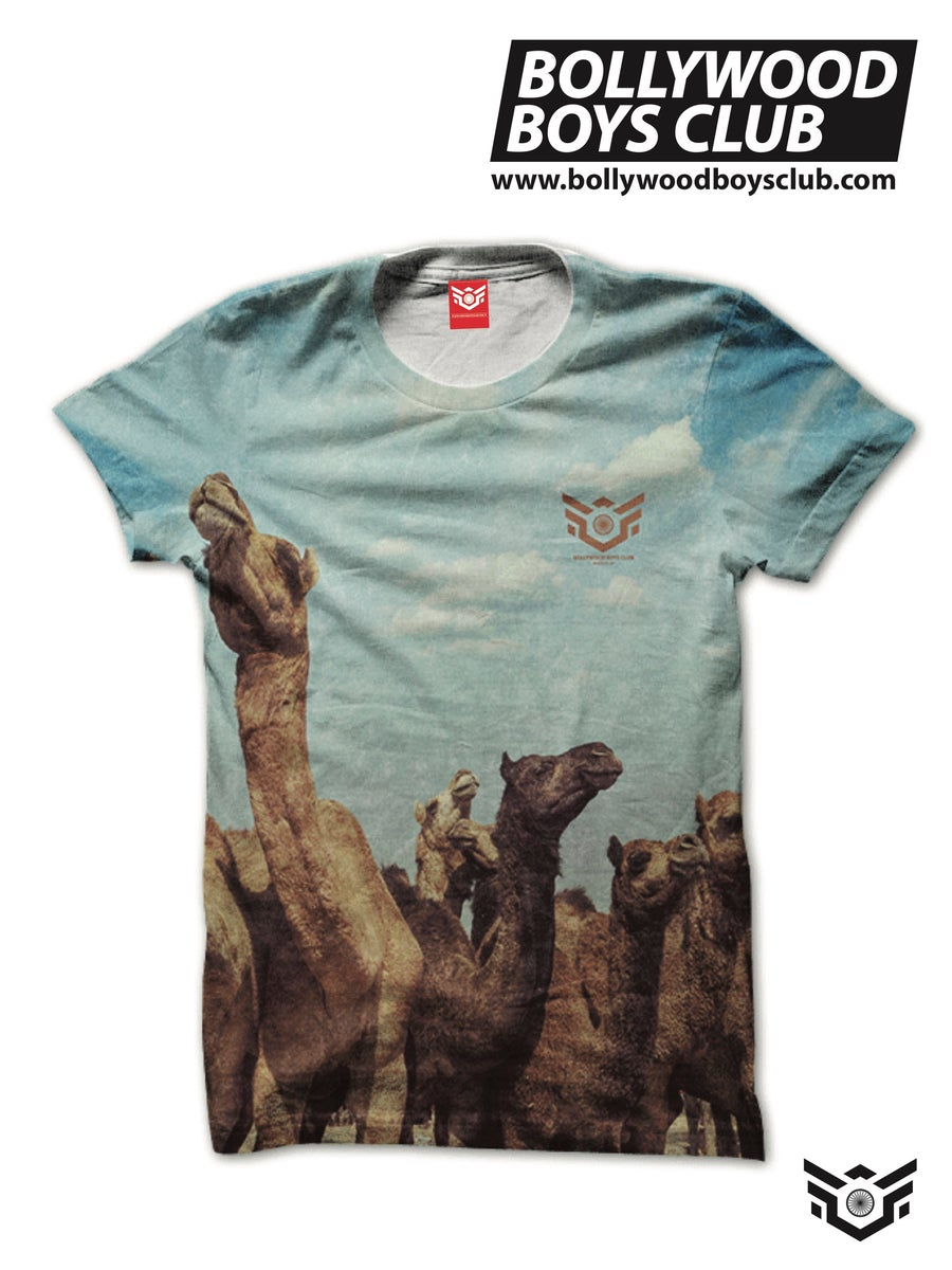 Image of BBC Camel Tee