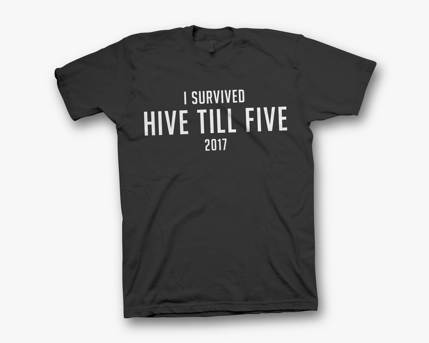 Image of I Survived Hive Till Five 2017
