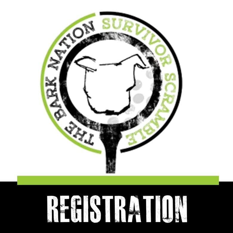 Image of 2018 GOLF FUNDRAISER! The Bark Nation Survivor Scramble - Registration!