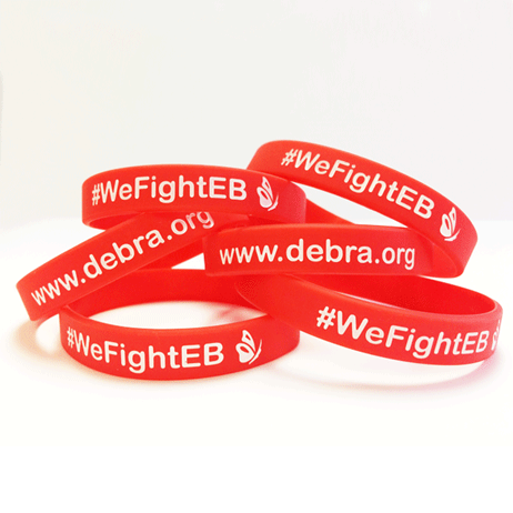 Image of #WeFightEB Awareness Bracelets