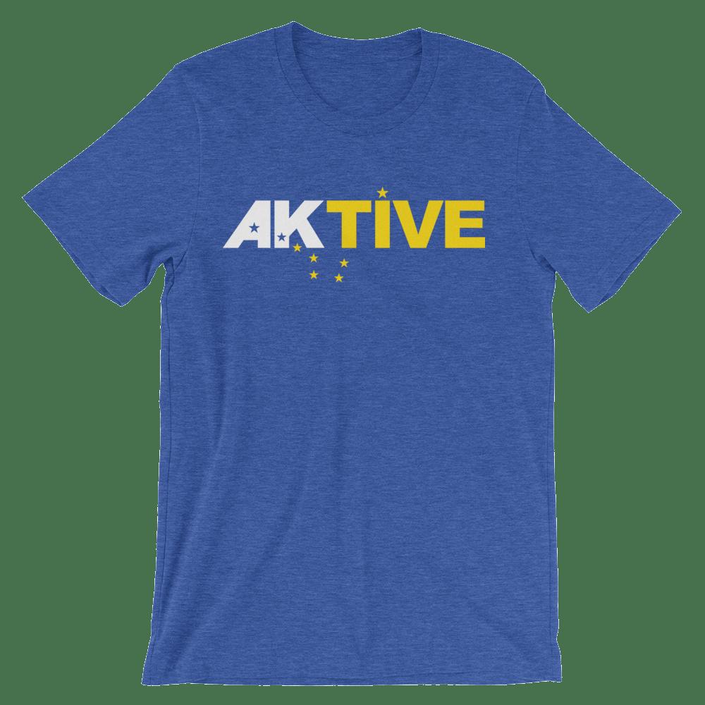 Image of Men's AKtive Tee - Blue
