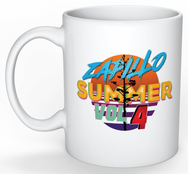 Image of Taza Zapillo Summer Vol. 4