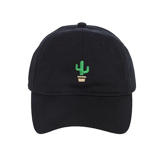 "Image of ""Tiny Cactus"" Adjustable Cap"