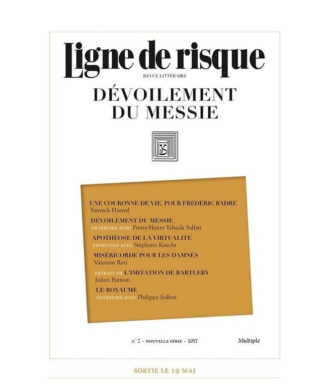 Image of Dévoilement du messie