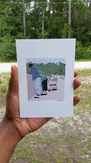 Image 1 of Grandma and the Hash Man - Print