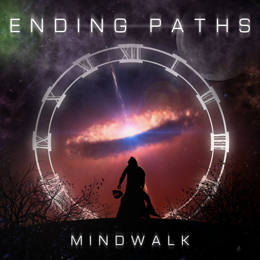 Image of Mindwalk - Physical Album