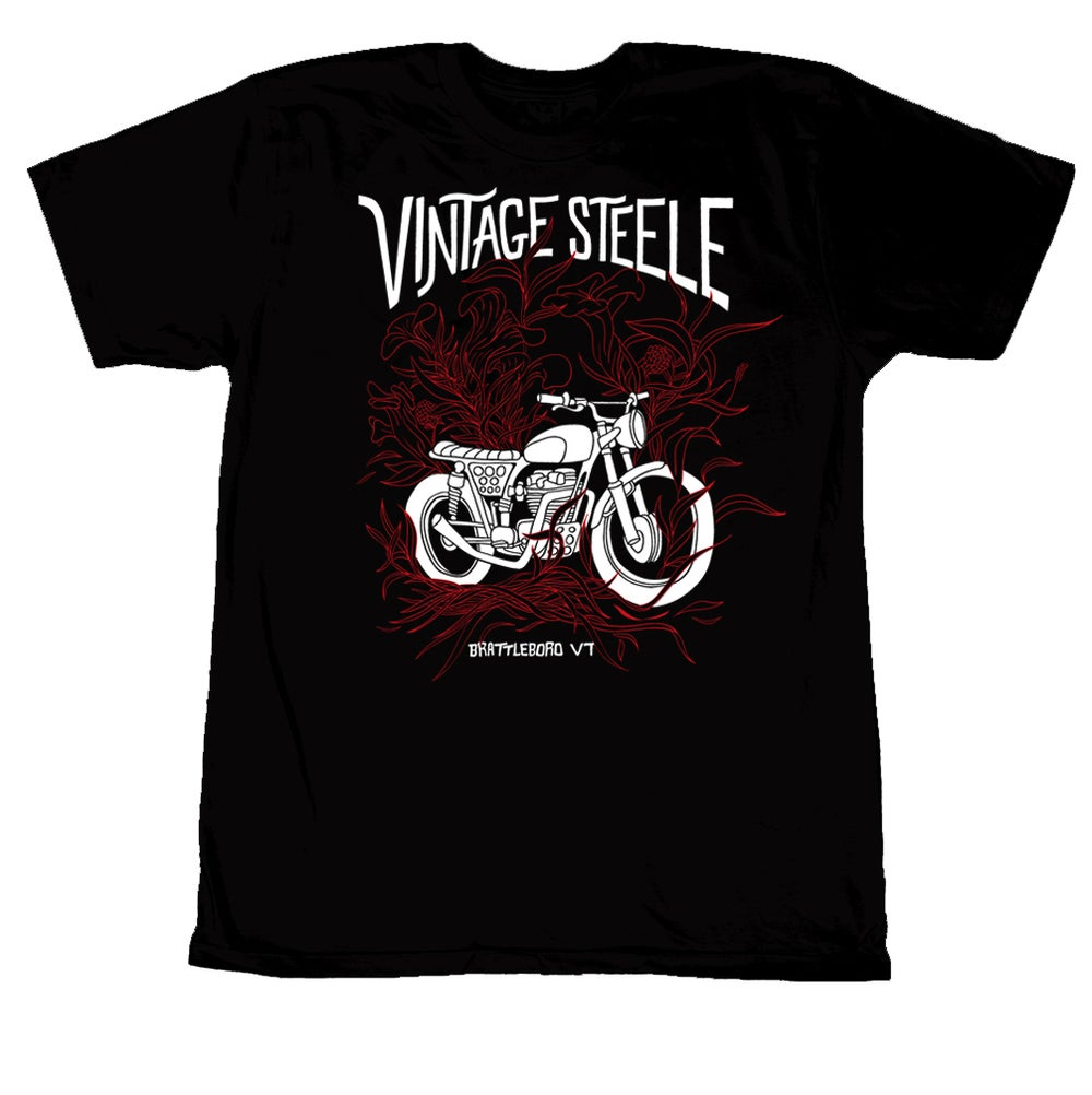 Image of NEW! Vintage Steele T-shirt by Harrison Johnson
