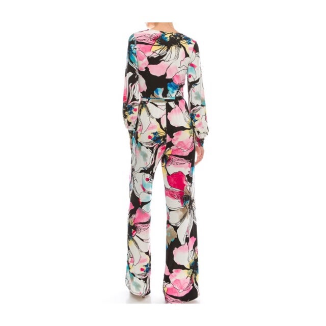 Image of Floral Bliss Jumpsuit