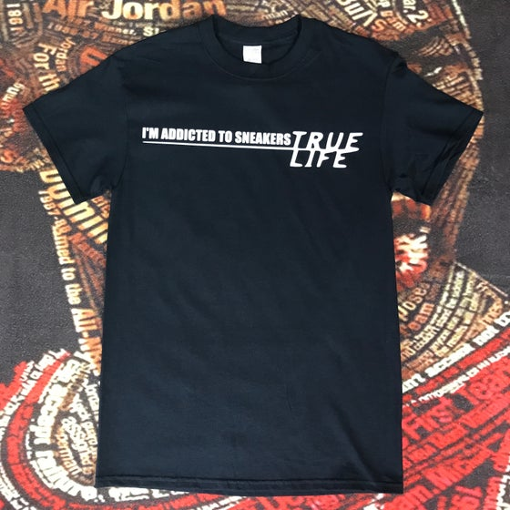 "Image of Sole Food Kicks ""True Life"" Tee"