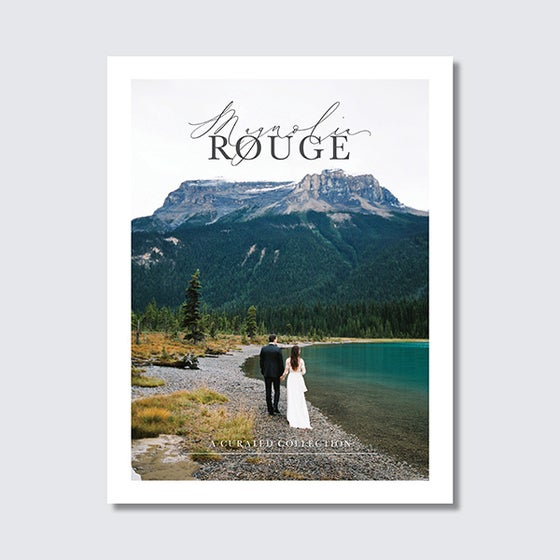 Image of Magnolia Rouge Weddings Issue 17
