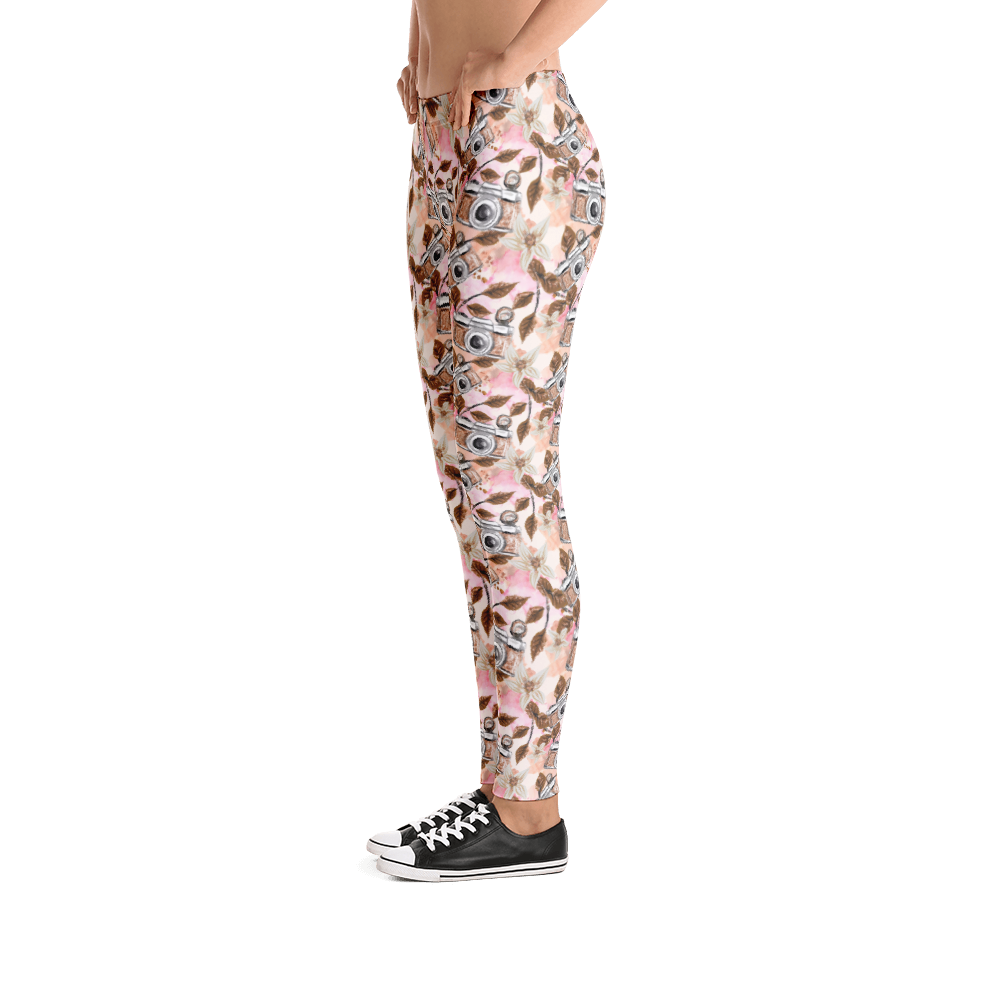 Image of Glitter Cam- Leggings