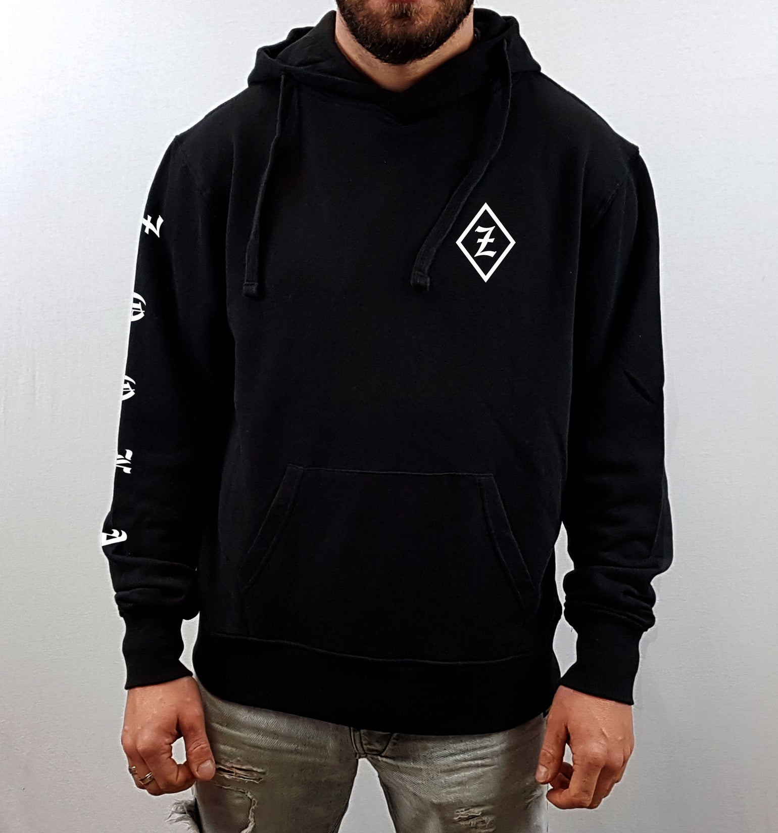 Image of armageddon black hood