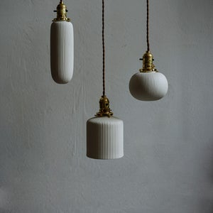 Image of Ceramic pendant lamp