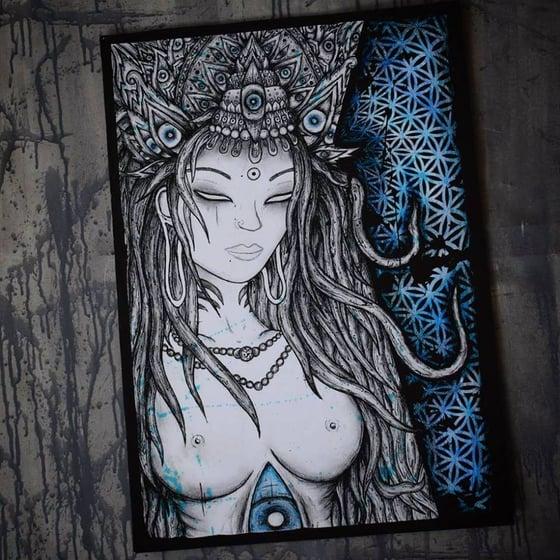 Image of Blau Lha -Gold Lha