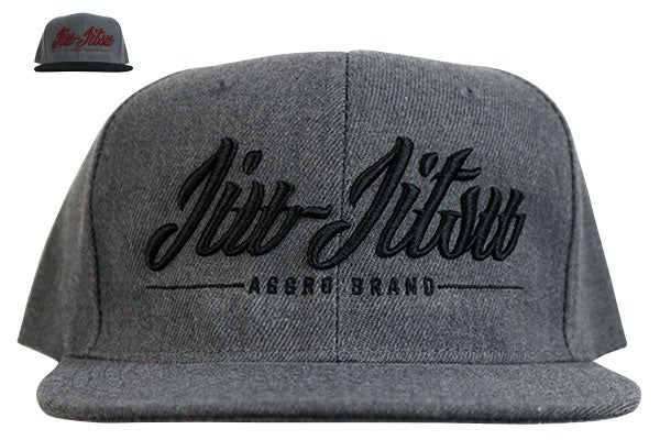 "Image of AGGRO BRAND ""Script Mode"" Snapback Hat"