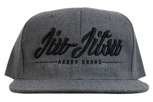"Image of AGGRO BRAND ""Script Mode"" Snapback Hat"