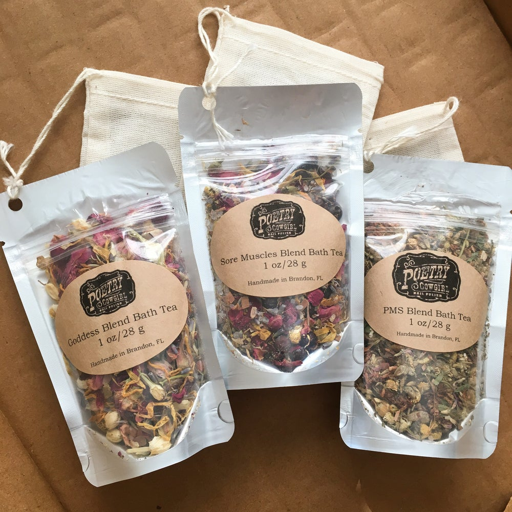 Image of Bath Teas