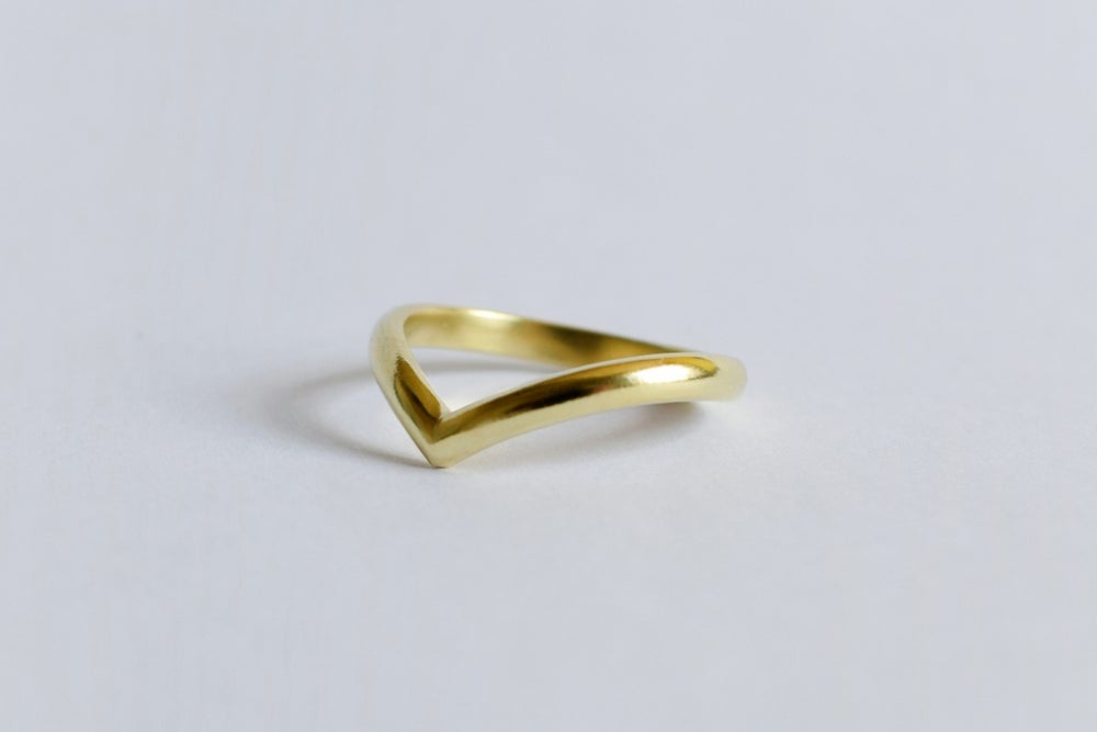 Image of Wishbone Ring