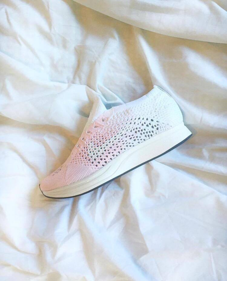 Image of Nike Flyknit Racer - Candy Floss FADE