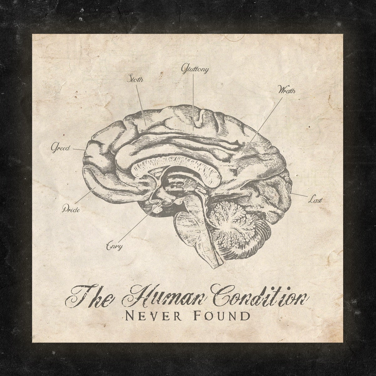Image of 'The Human Condition' CD