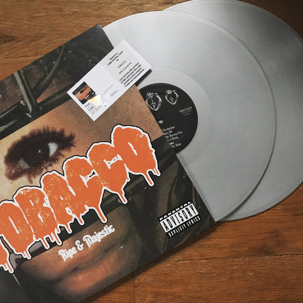 "Image of TOBACCO ""Ripe & Majestic"" 2xLP"