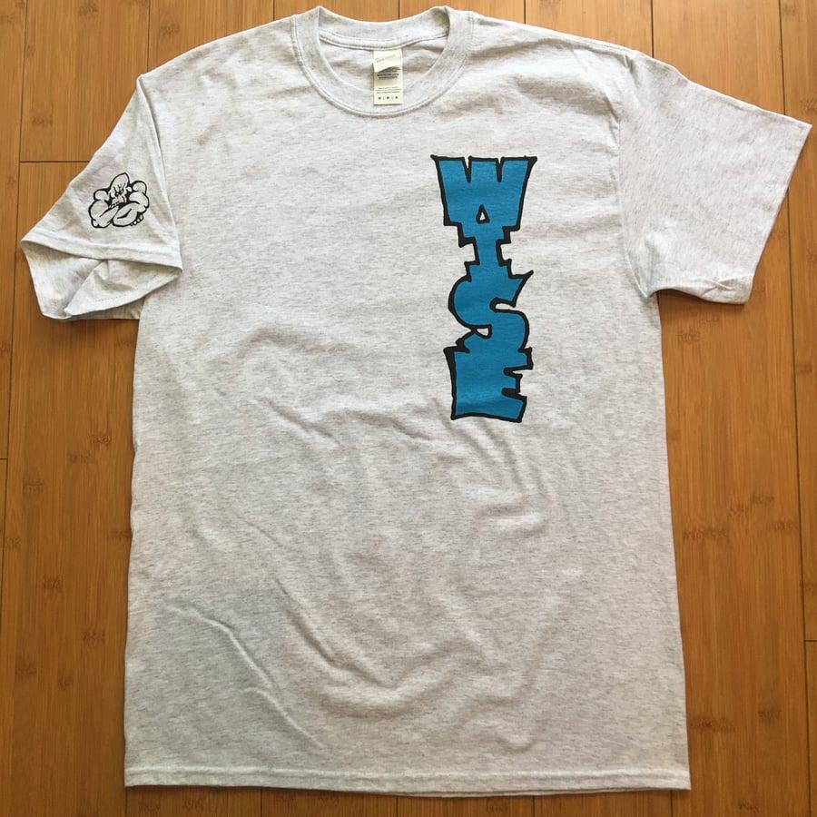 Image of Wise Ash Grey 3-Sided Shirt