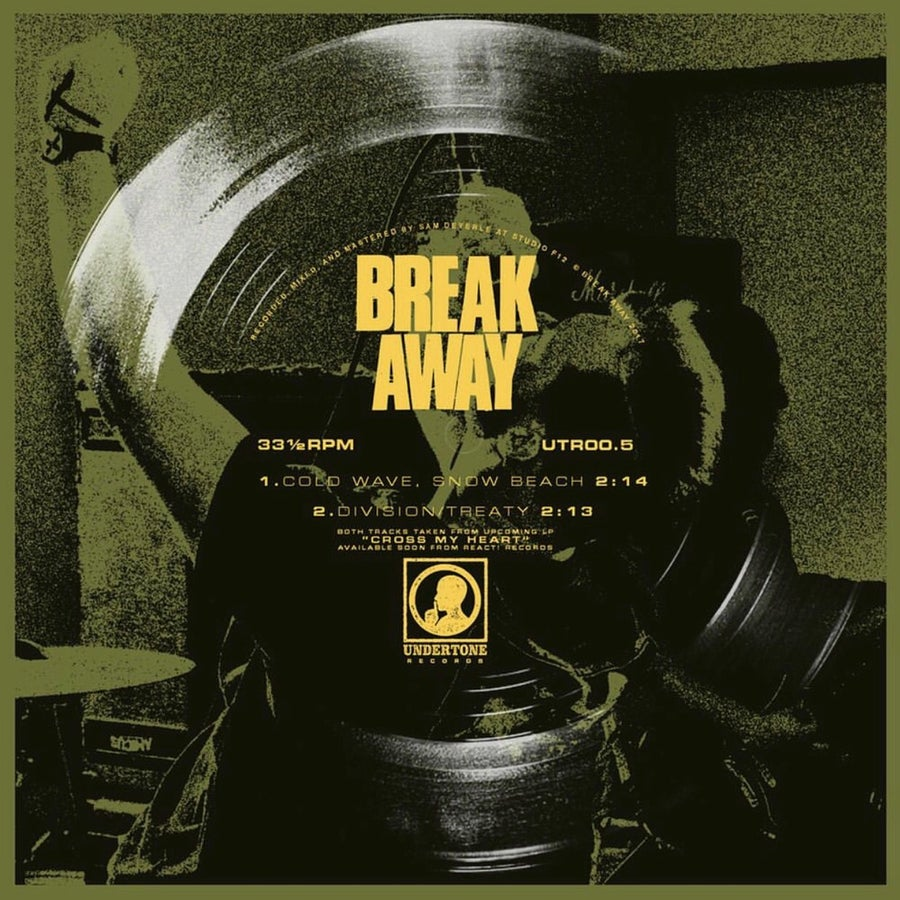 Image of Break Away FlexiZine