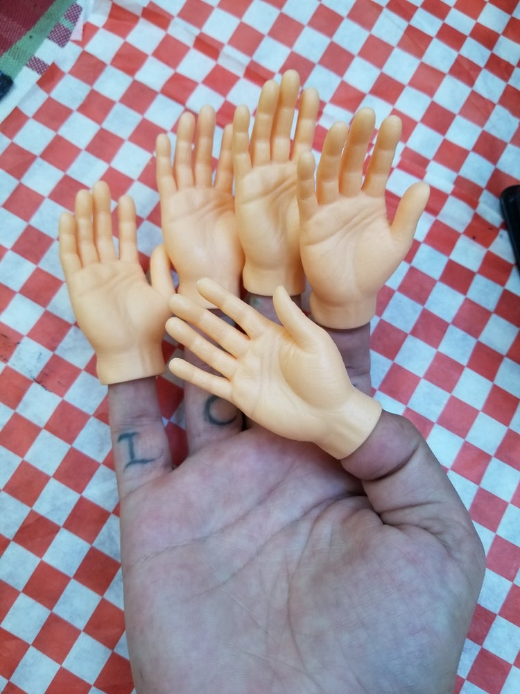 Image of MINI HAND(S)