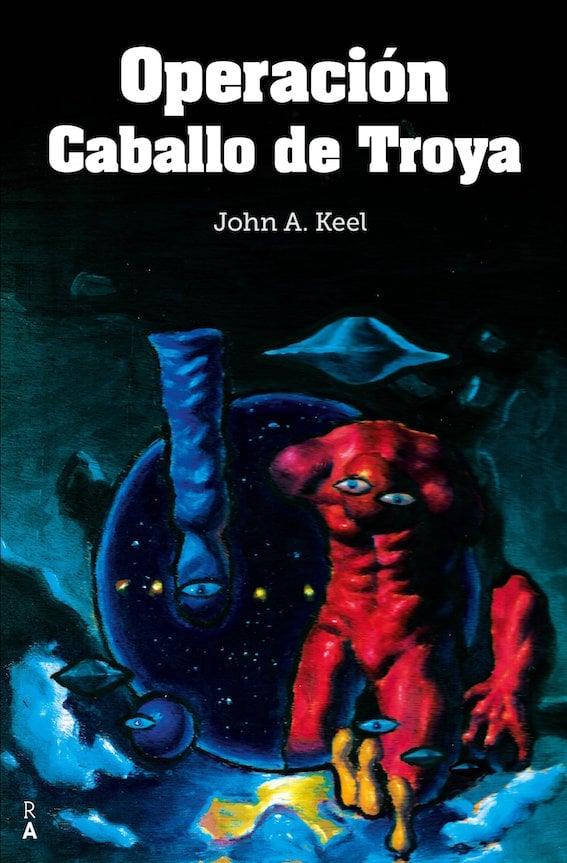 """Imagen de Libro """"Operación Caballo de Troya"""""""
