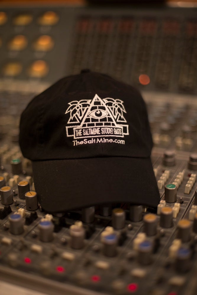 Image of Saltmine Studios Dad Hat