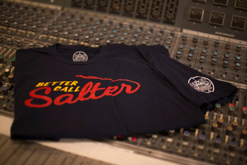 Image of Better Call Salter Saltmine Studios Shirt