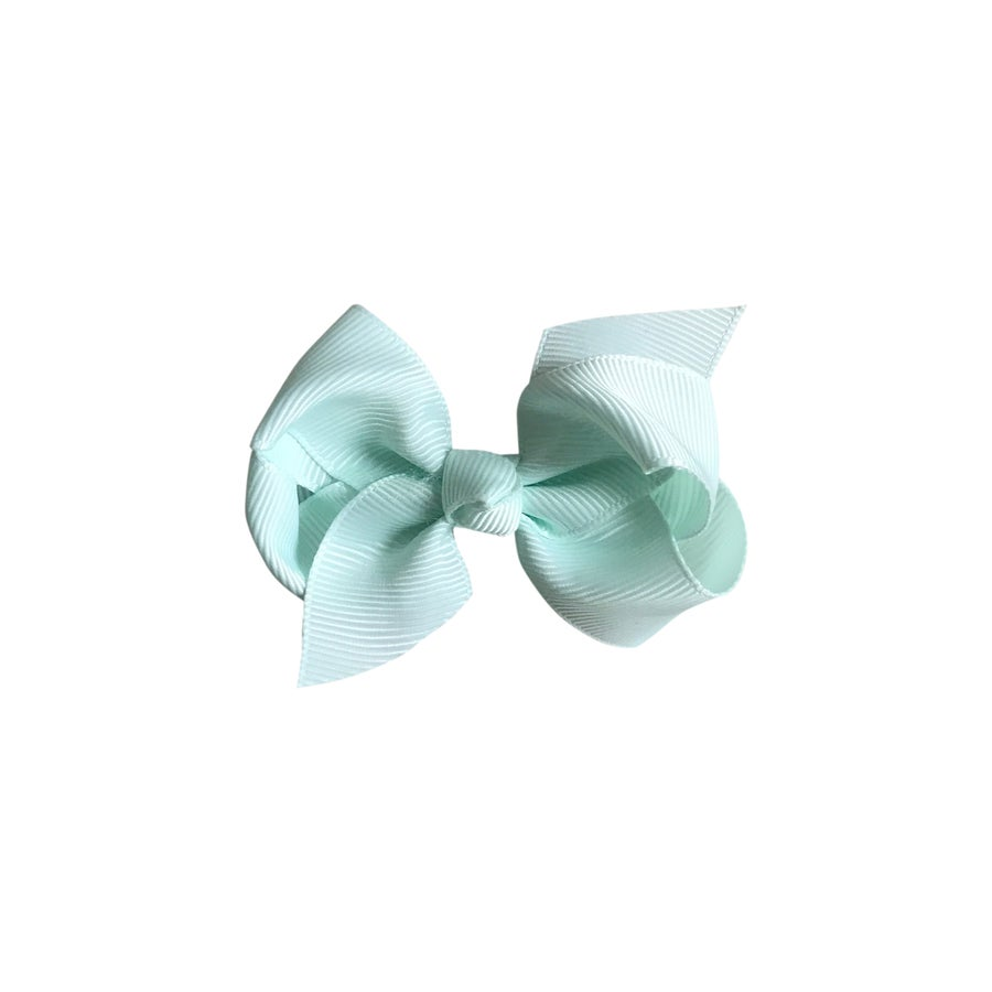 Image of Mint Bow Medium
