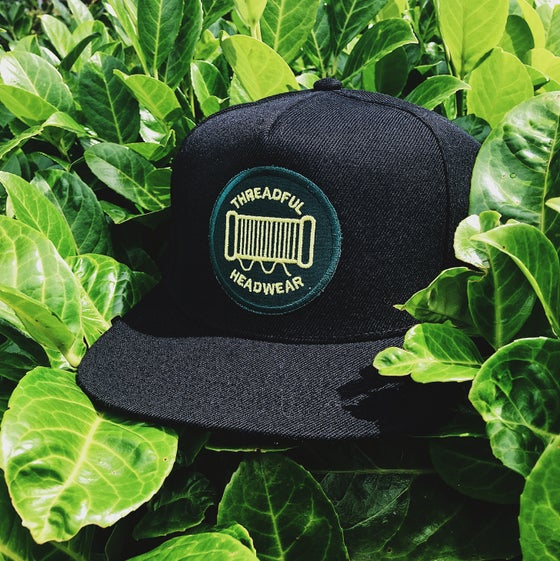 Image of Bottle Green Snapback