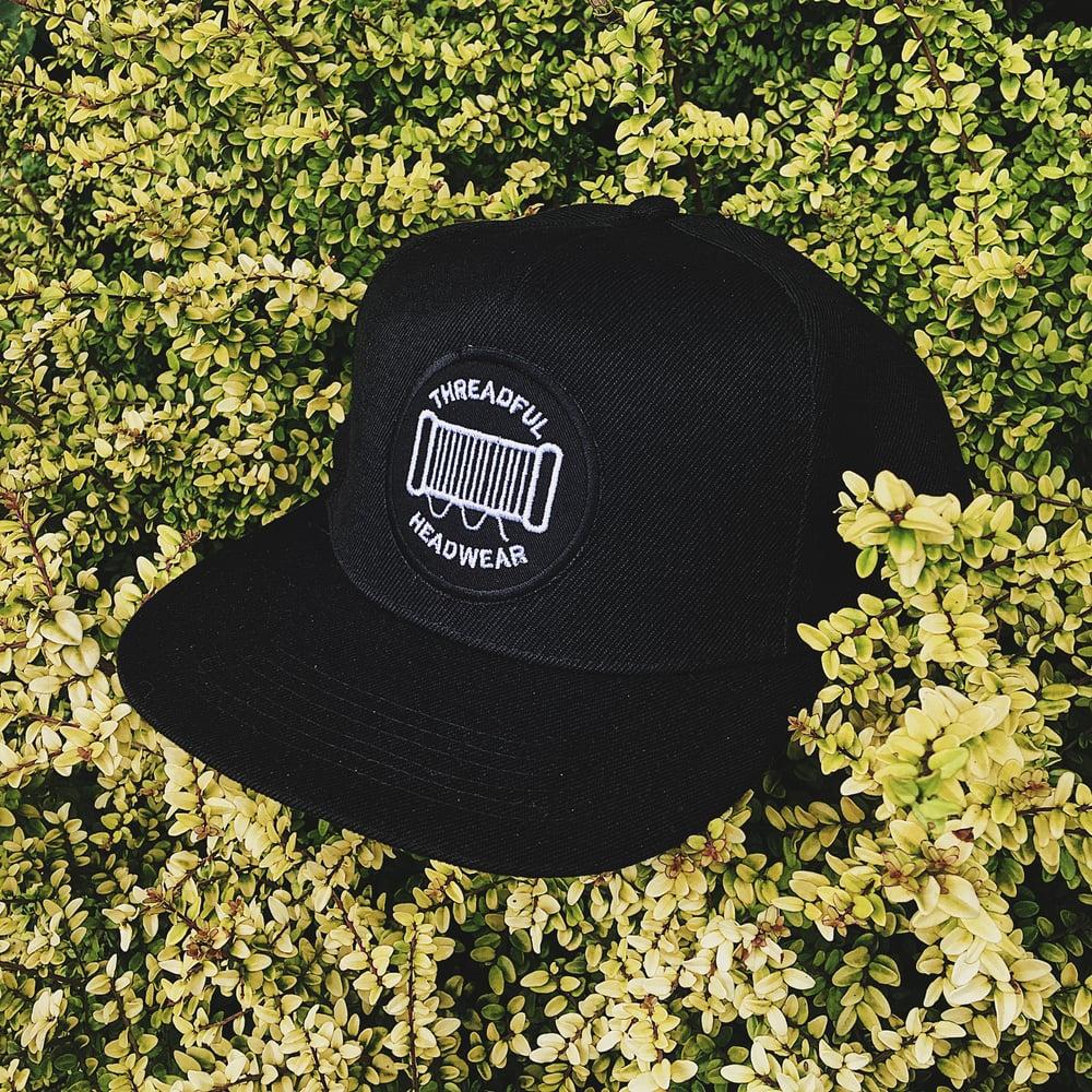 Image of Classic Black on Black Snapback
