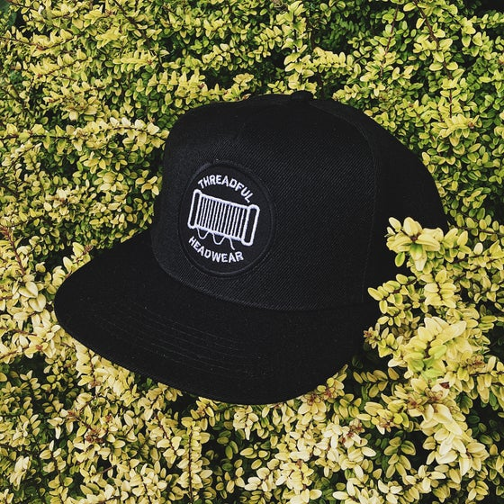 Image of Classic Black on Black Snapback