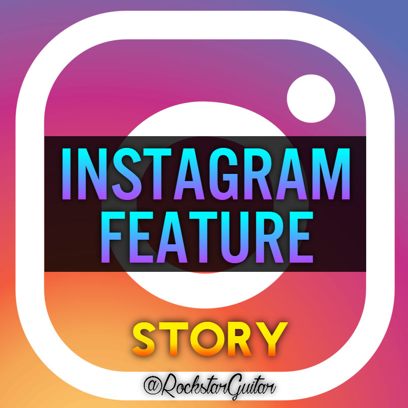 Image of Instagram - Story Feature