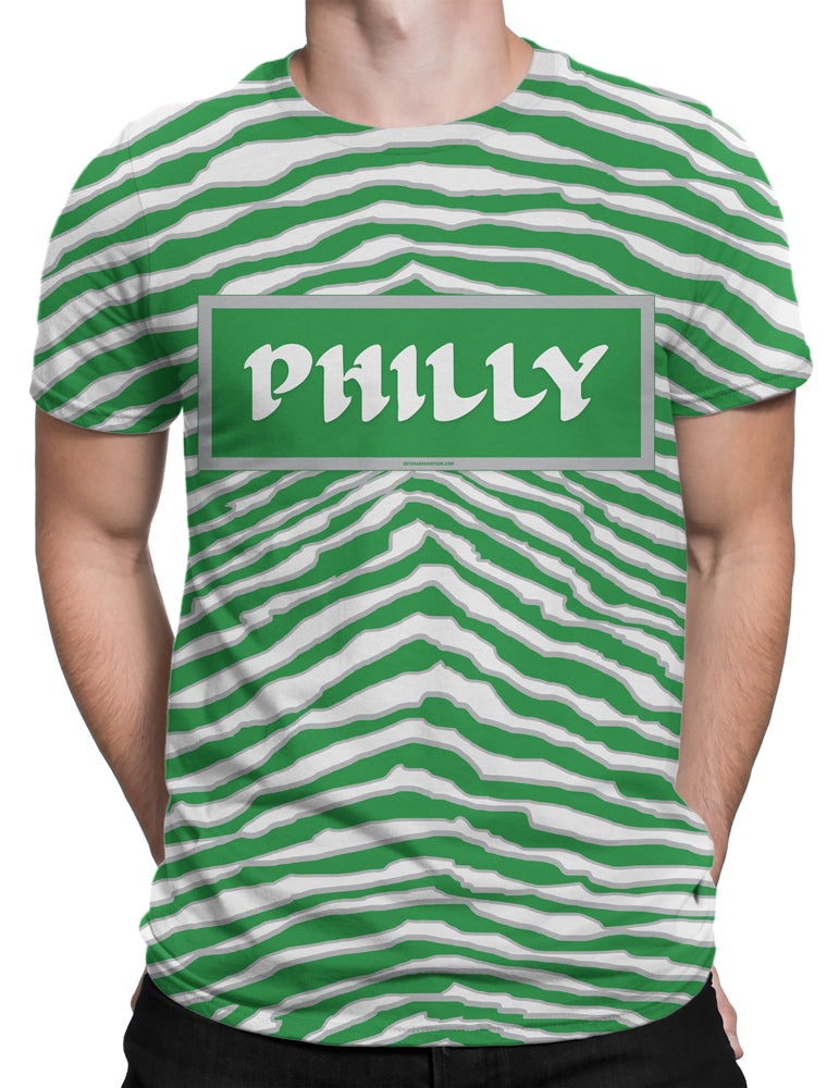 Image of 90's Philly Football T-Shirt