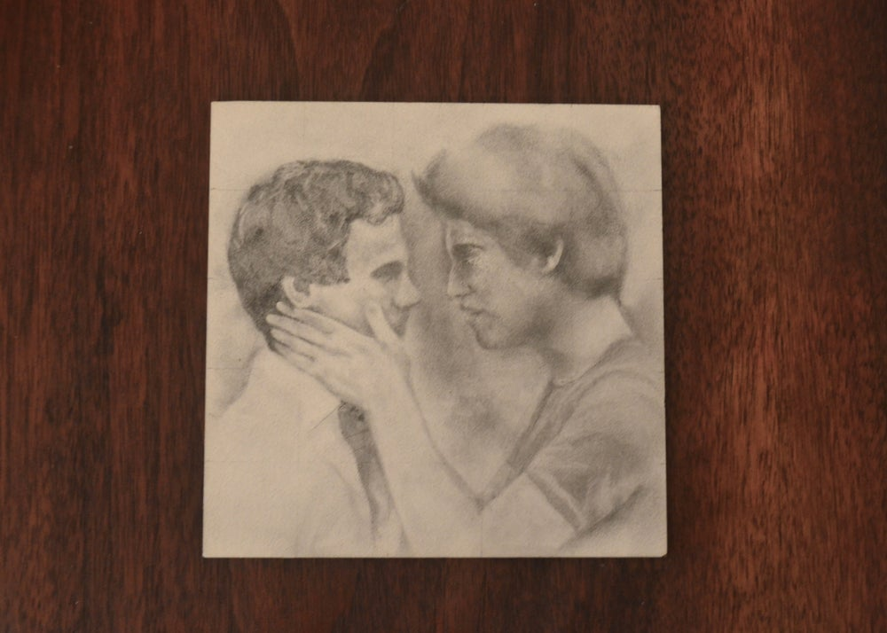 Image of Untitled (graphite)