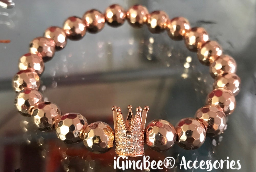 Image of iGinaBee® Royalty Collection - Rose Gold
