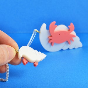 Image of Hermit Crab Necklace