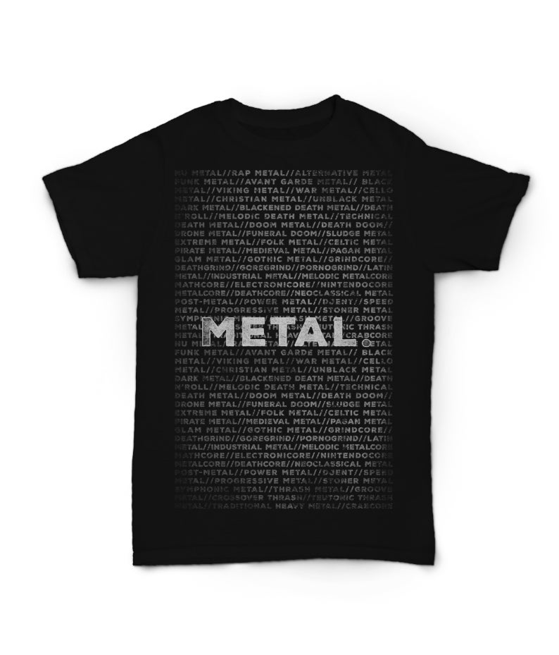 Image of Metal Shirt