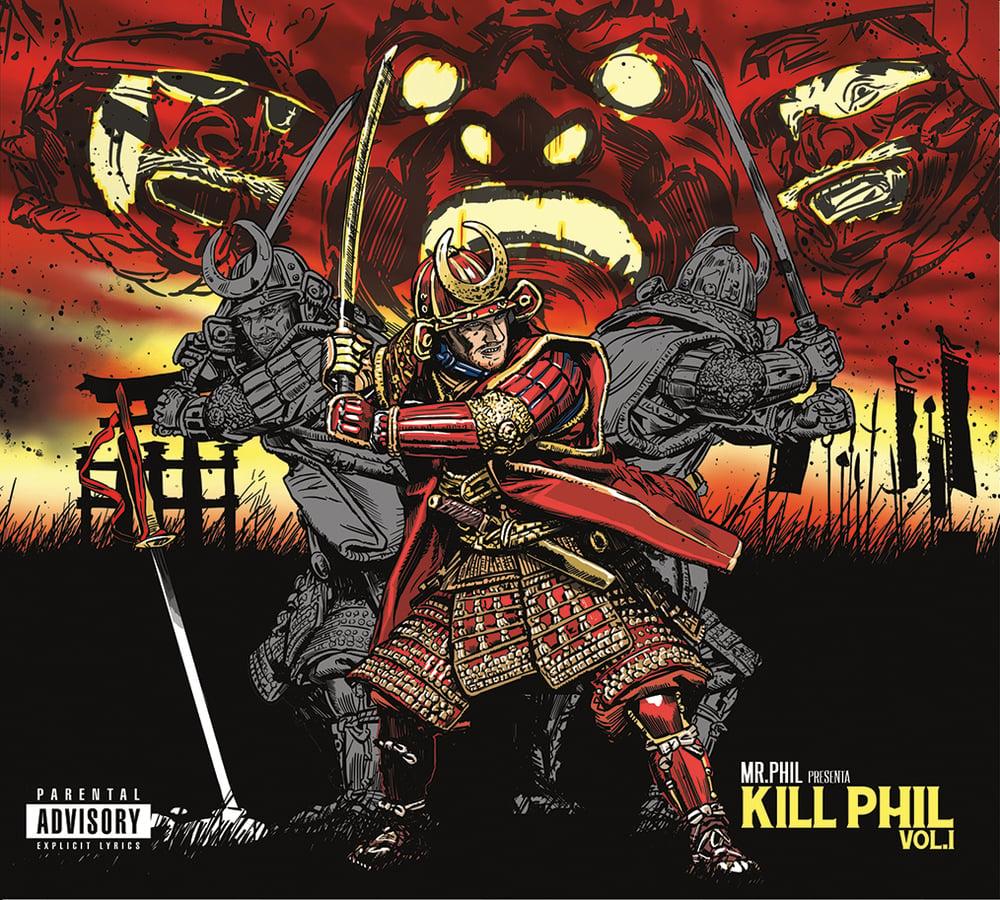 Image of CD // KILL PHIL 1