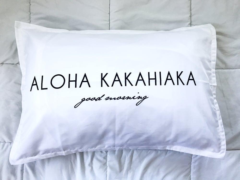Image of ALOHA KAKAHIAKA | ALOHA AHIAHI