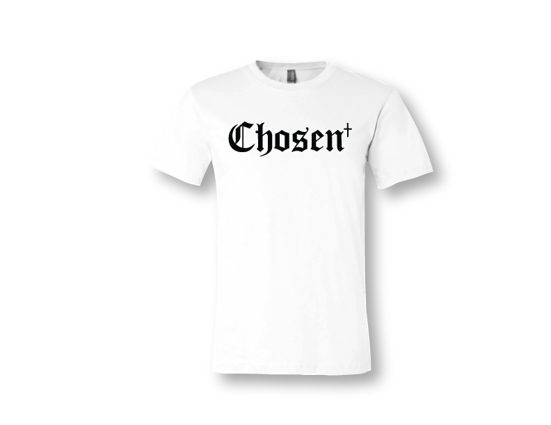 "Image of ""CHOSEN"" UNISEX TEE"