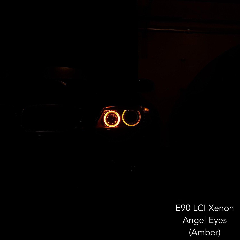 Image of BMW LED Amber Angel eyes