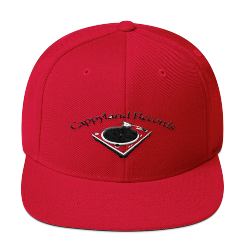 Image of CLR TurnTable  Snapback