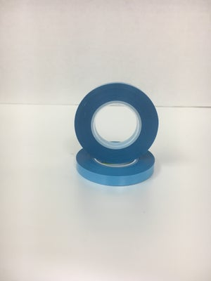 "Image of Burlington Recording 82' 1/4"" Pro Audio Blue Tinted Splicing Tape"